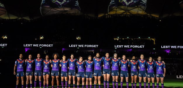 Smith hails Storm v Warriors the 'true' Anzac Day match