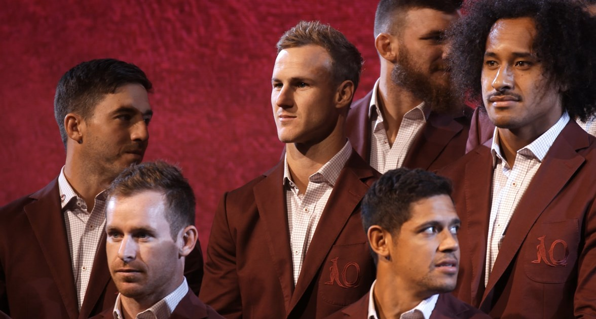 DCE honoured by Maroons captaincy