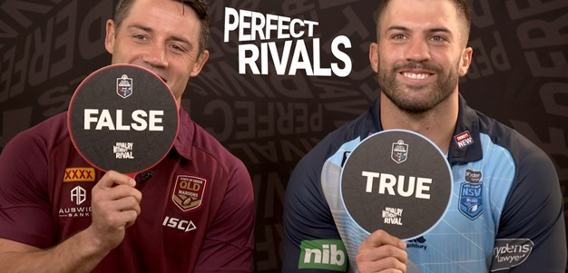Perfect Rivals: Cronk v Tedesco