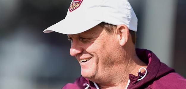 Bring it on' - Maroons coach Kevin Walters