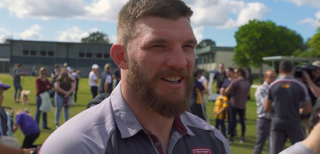 It's what you play football for' - Josh McGuire