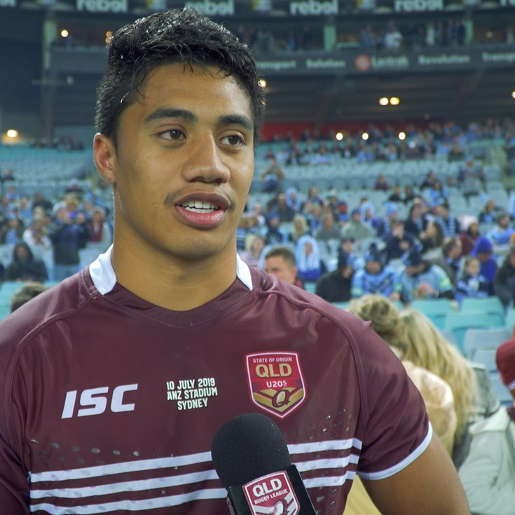 Murray Taulagi - 'We just couldn't execute'
