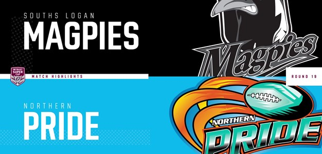 Intrust Super Cup Round 19 Highlights: Magpies v Pride