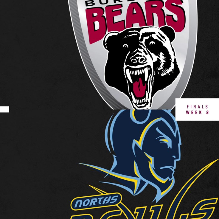 Hastings Deering Colts finals week two highlights: Bears v Devils