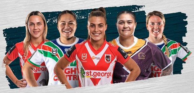 NRLW Players' Champion finalists announced