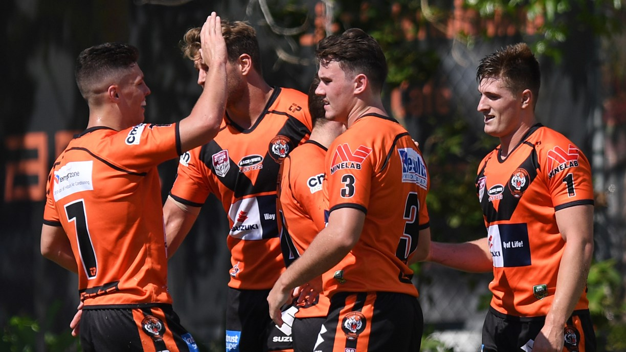 Best of 2019: Easts Tigers