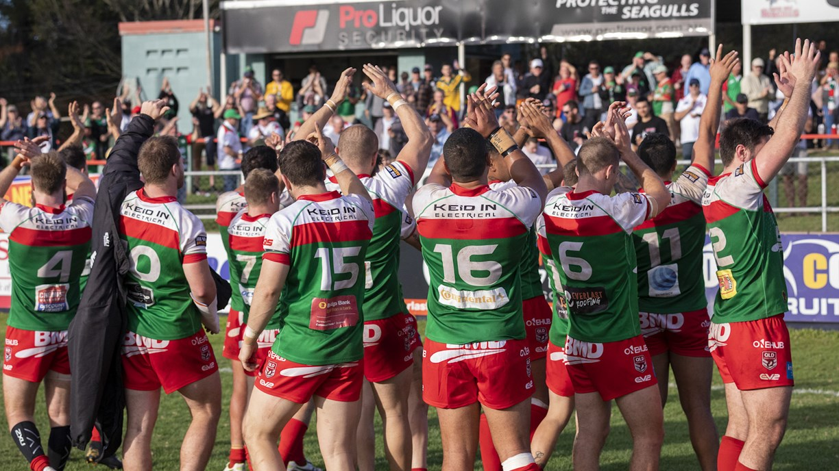 Best of 2019: Wynnum Manly Seagulls