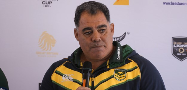 Meninga: We always have a fear of failure