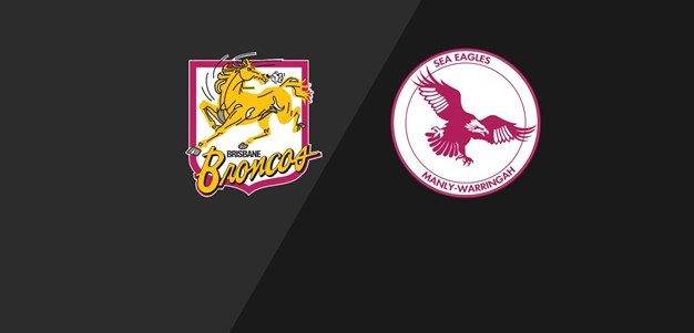 Round 1 flashback: Broncos v Sea Eagles, 1988