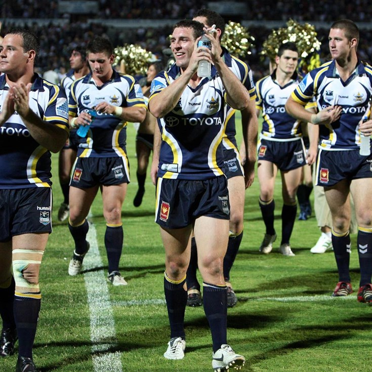JT double lifts Cowboys past Bulldogs