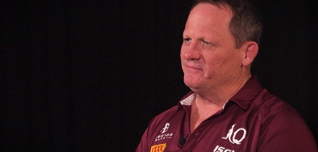 'I'll always be part of the Queensland family'
