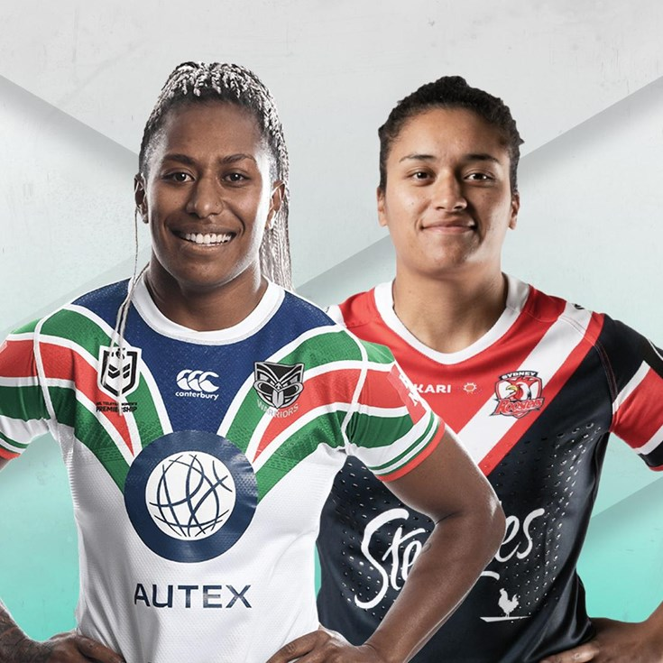 Warriors v Roosters - Round 2