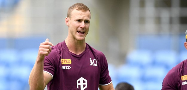 Maroons camp: Daly Cherry-Evans