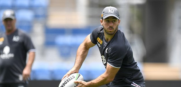 Maroons camp: Ben Hunt