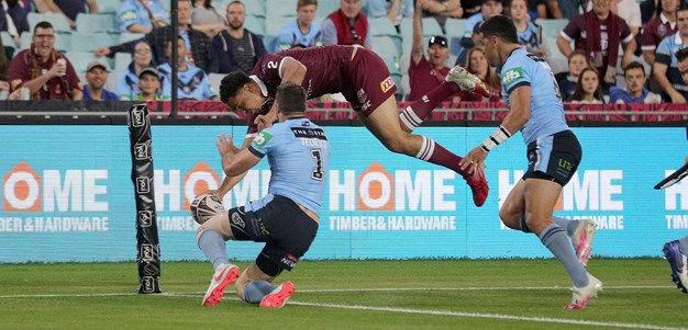 Coates leaps his way to another Origin try