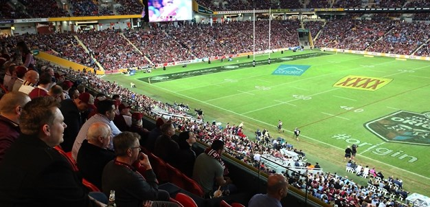 Maroons call for sold-out Suncorp to get them home