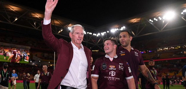 Maroons played to Queensland standard says Bennett