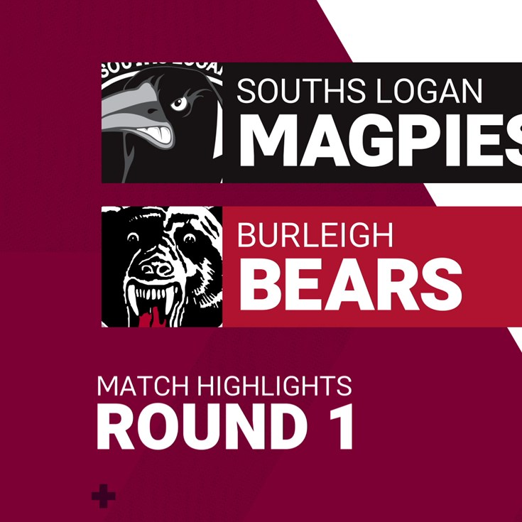 Round 1 highlights: Magpies v Bears