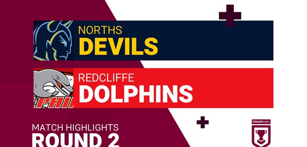 Round 2 highlights: Devils v Dolphins