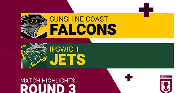 Round 3 highlights: Falcons v Jets