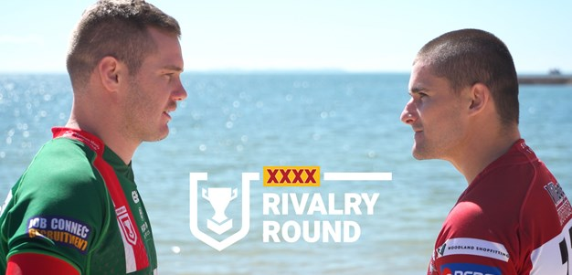 XXXX Rivalry Round is here