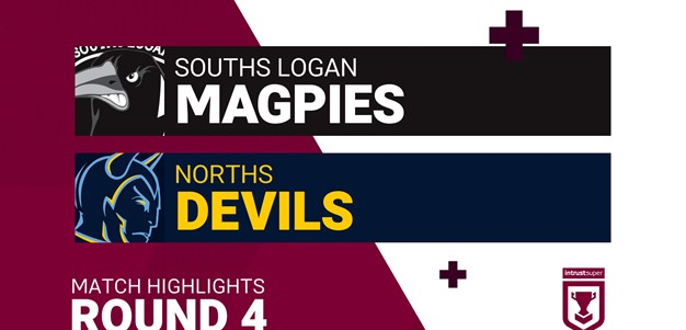 Round 4 highlights: Magpies v Devils