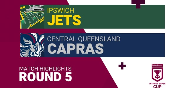 Round 5 highlights: Jets v Capras