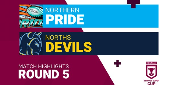 Round 5 highlights: Pride v Devils