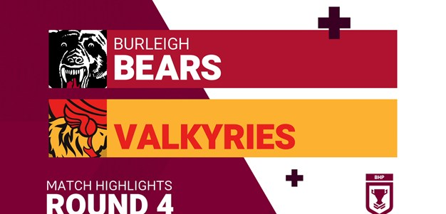Round 4 highlights: Bears v Valkyries