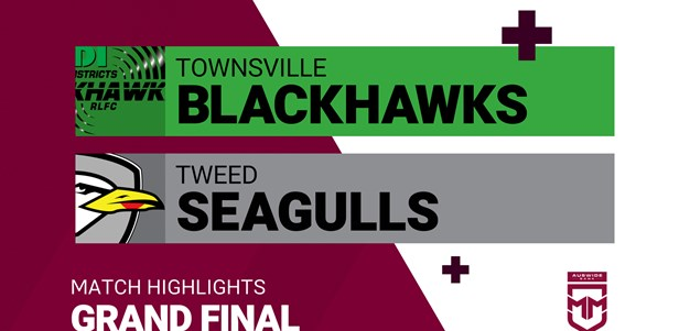 Grand final highlights: Blackhawks v Tweed