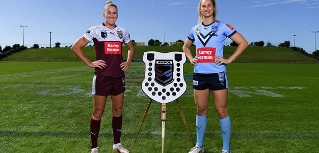 Maroons chase back-to-back, NSW seek redemption