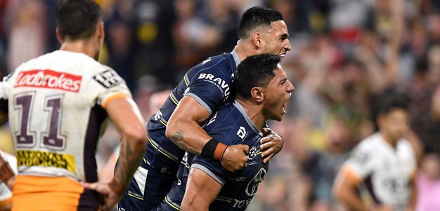 Match highlights: Cowboys v Broncos