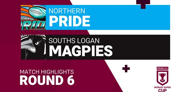 Round 6 highlights: Pride v Magpies