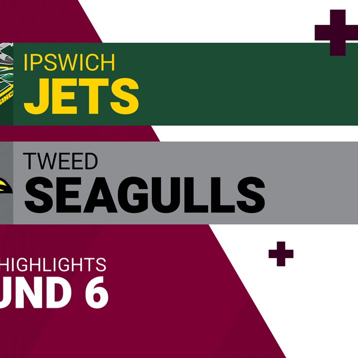 Round 6 highlights: Jets v Seagulls