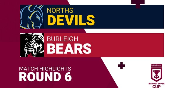 Round 6 highlights: Devils v Bears