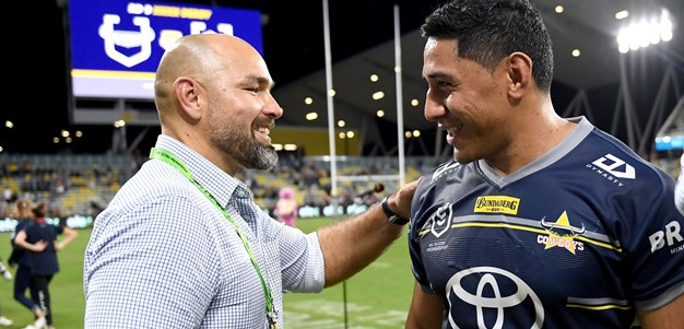 Payten reflects on derby win and life at the Cowboys