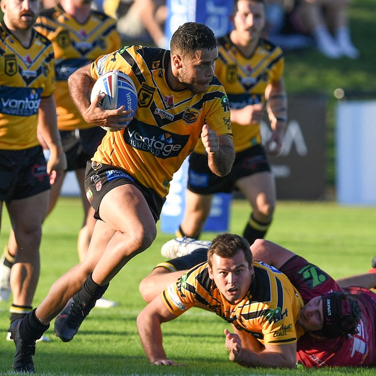 Top five: Intrust Super Cup Round 6
