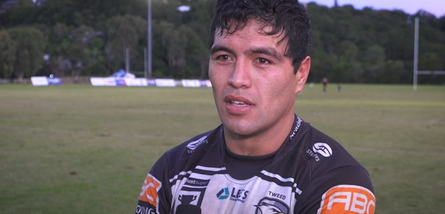 'It was a grind right to the end' - Liolevave