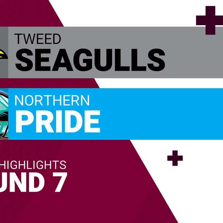 Round 7 highlights: Tweed v Pride