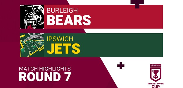 Round 7 highlights: Bears v Jets