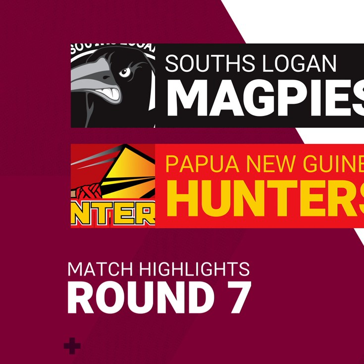 Round 7 highlights: Magpies v Hunters