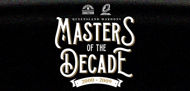 Masters of the decade: 2000s