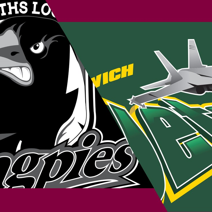 Souths Logan Magpies v Ipswich Jets