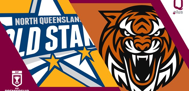 North Queensland Gold Stars v Brisbane Tigers