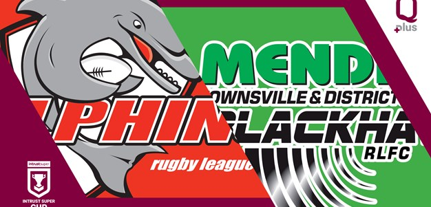 Redcliffe Dolphins v Townsville Blackhawks