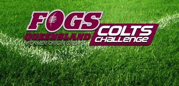 FOGS Colts Finals Week 1 results