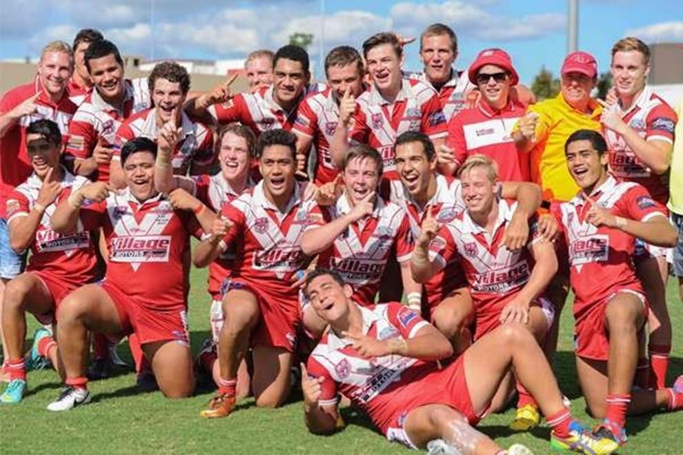 2013 Mal Meninga Cup Champions - Redcliffe Dolphins