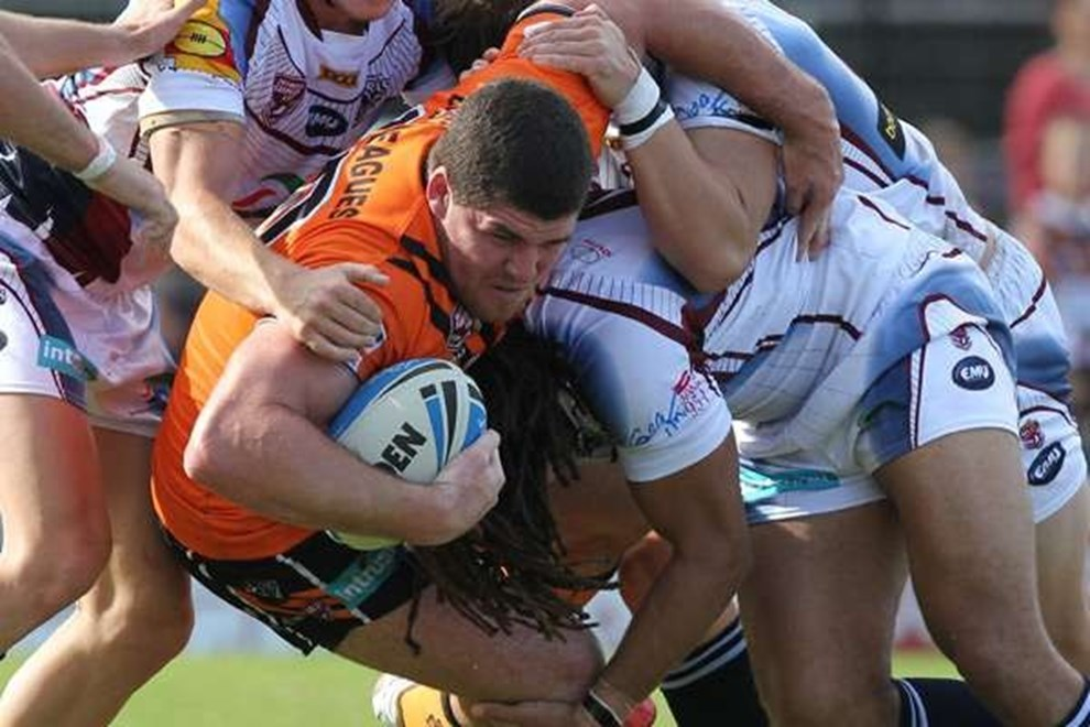 Easts Tigers - Mitch Garbutt