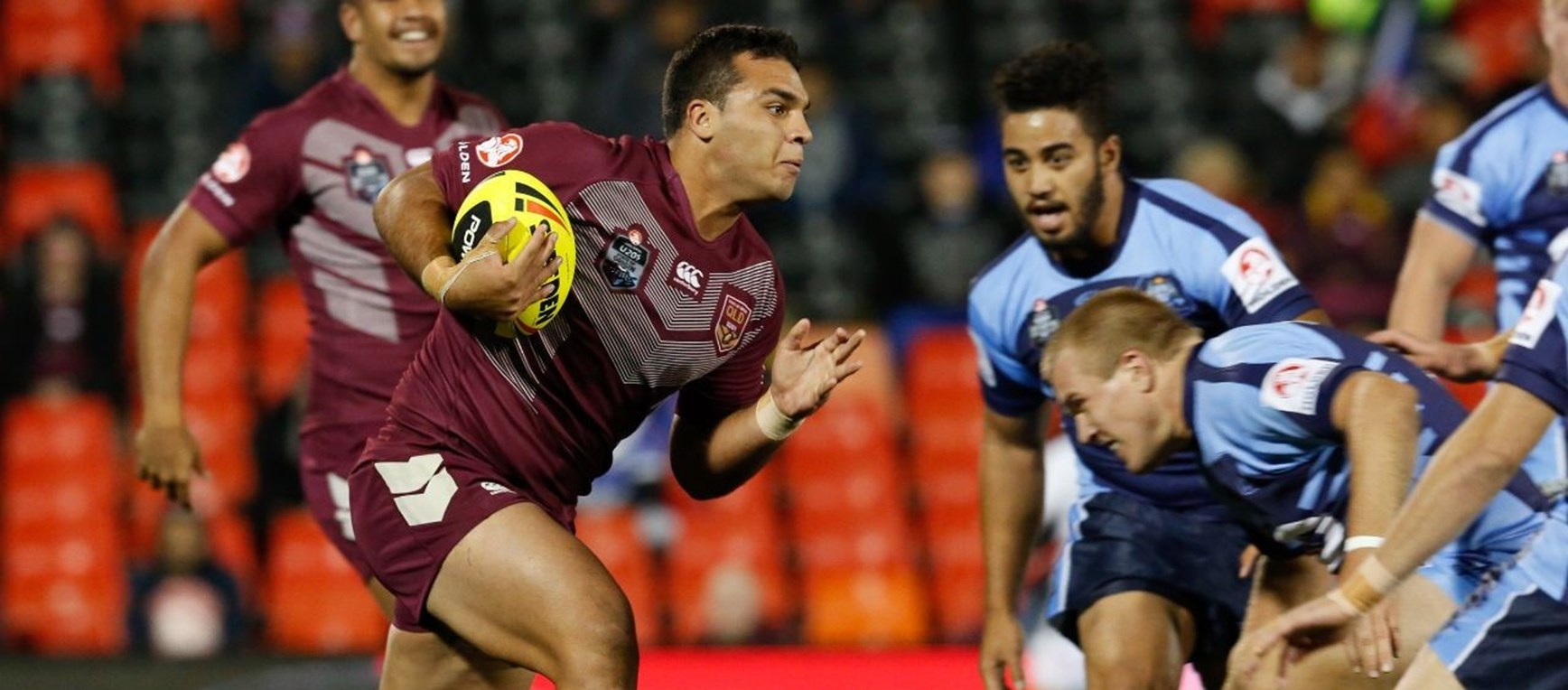 Photo gallery: Qld v NSW