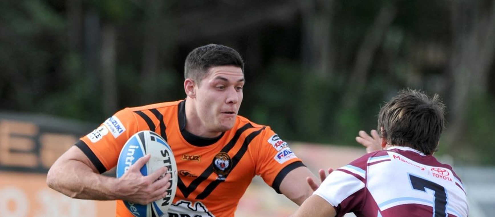 Rd14 Tigers v Cutters Gallery